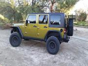 2008 Jeep Jeep Wrangler Unlimited Rubicon Sport Utility 4-Do